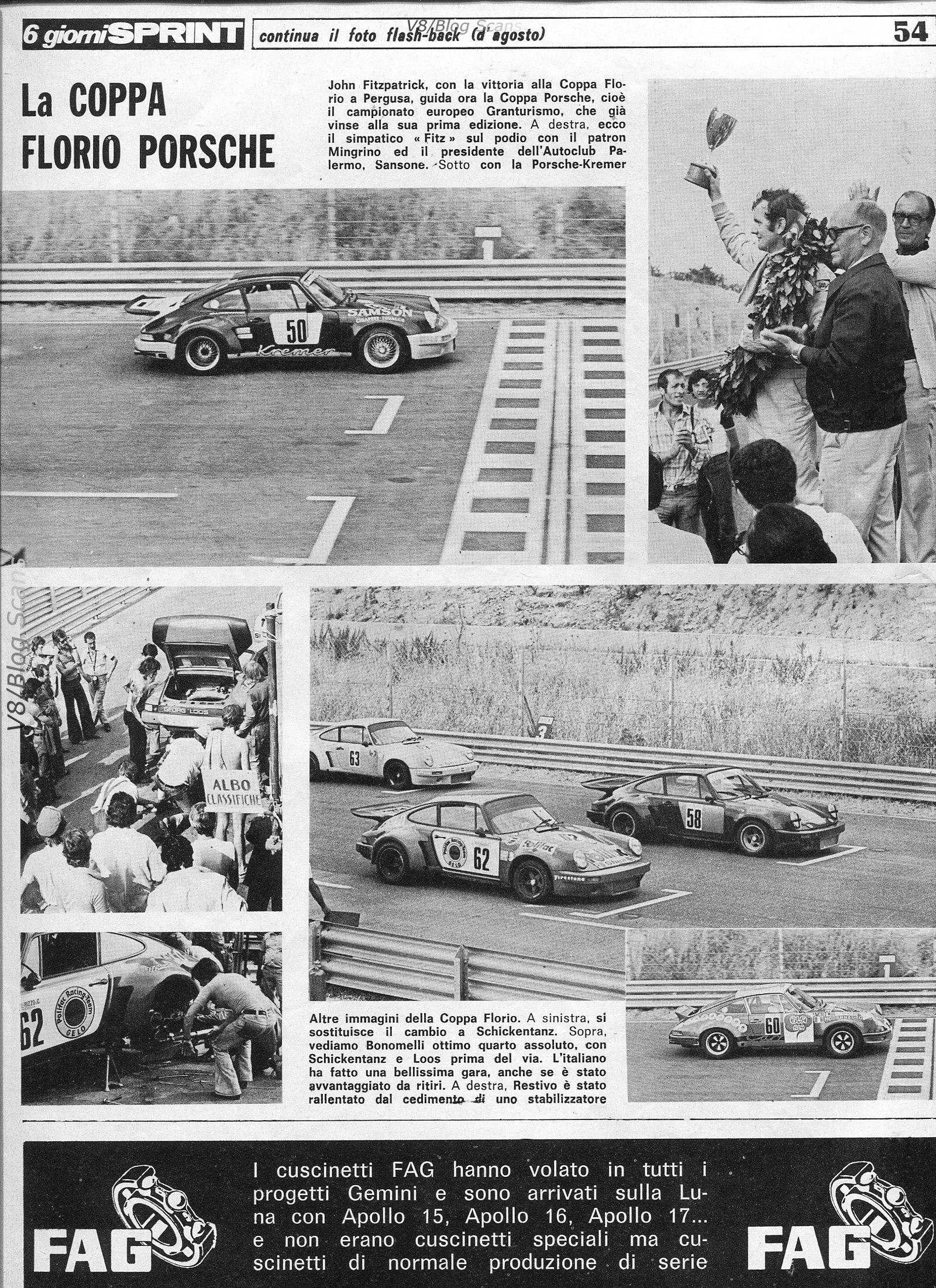 G P Austria V8 1974